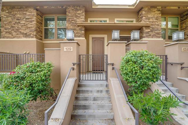 5550 N 16TH Street #129, Phoenix, AZ 85016 (MLS #6012150) :: Brett Tanner Home Selling Team