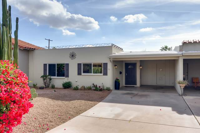 7505 E Rancho Vista Drive, Scottsdale, AZ 85251 (MLS #6012158) :: My Home Group