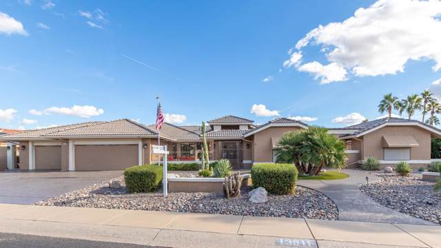 13811 W Springdale Drive, Sun City West, AZ 85375 (MLS #6012159) :: Revelation Real Estate