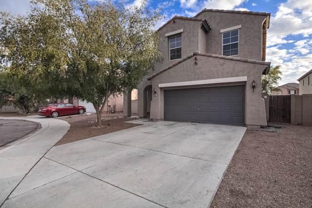 1217 E Graham Trail, Phoenix, AZ 85040 (MLS #6012161) :: Brett Tanner Home Selling Team