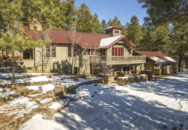 4075 Madera Ranch Road, Flagstaff, AZ 86001 (MLS #6012165) :: The Bill and Cindy Flowers Team