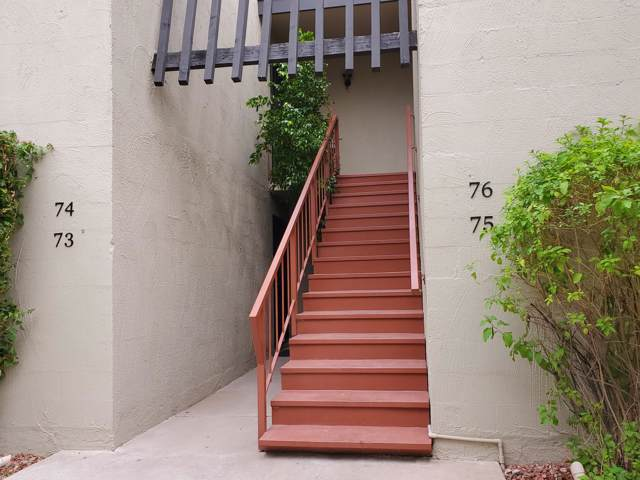 4201 E Camelback Road #76, Phoenix, AZ 85018 (MLS #6012166) :: The W Group