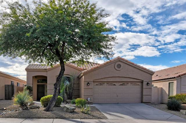 9163 E Nittany Drive, Scottsdale, AZ 85255 (MLS #6012201) :: My Home Group