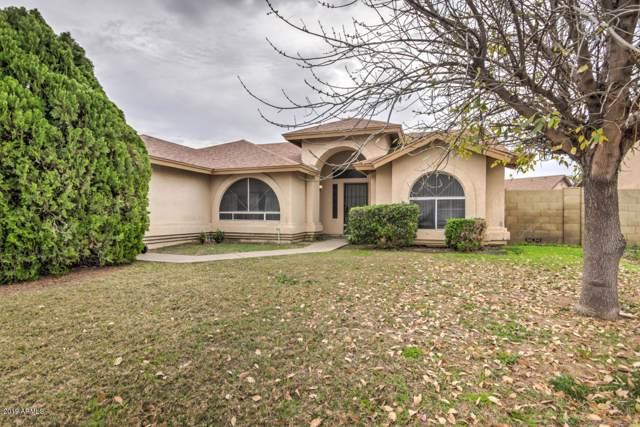 7701 W San Miguel Avenue, Glendale, AZ 85303 (MLS #6012203) :: The W Group