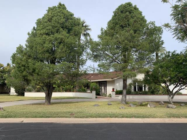 4012 E Elm Street, Phoenix, AZ 85018 (MLS #6012222) :: The W Group