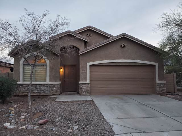 1793 E Chaparral Drive, Casa Grande, AZ 85122 (MLS #6012264) :: My Home Group