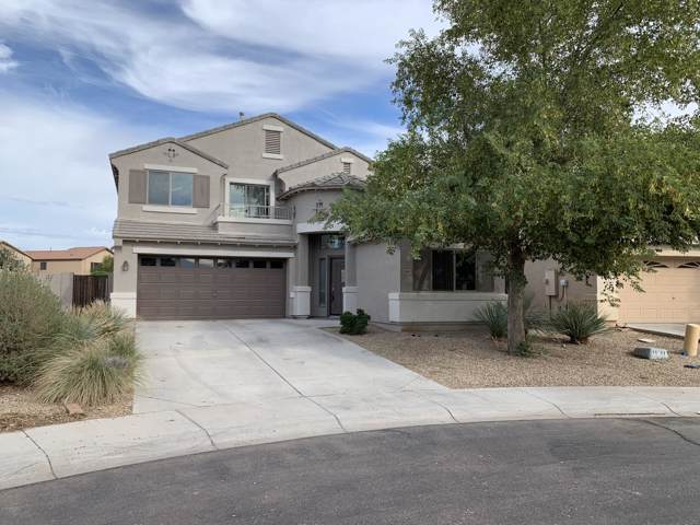 20945 N Dries Road, Maricopa, AZ 85138 (MLS #6012273) :: Arizona Home Group