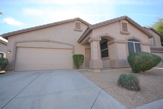 8802 E University Drive #45, Mesa, AZ 85207 (MLS #6012275) :: The W Group