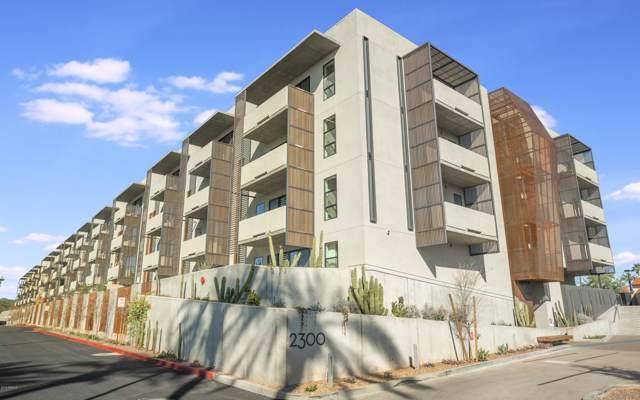 2300 E Campbell Avenue #327, Phoenix, AZ 85016 (MLS #6012278) :: Riddle Realty Group - Keller Williams Arizona Realty