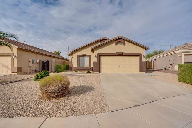 15322 N 162ND Lane, Surprise, AZ 85379 (MLS #6012284) :: The Ford Team