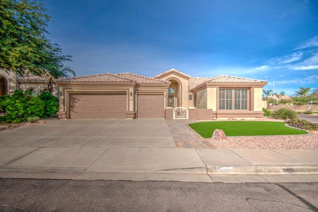 1642 E Commerce Avenue, Gilbert, AZ 85234 (MLS #6012290) :: My Home Group