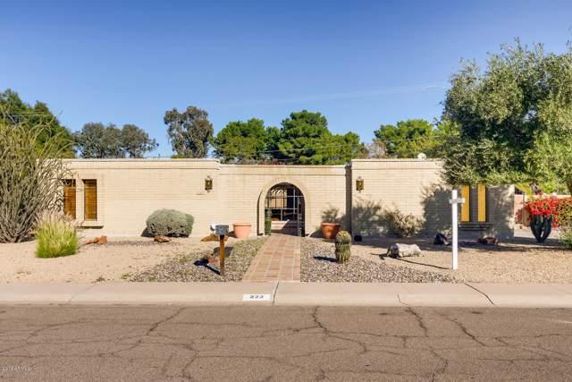 222 E El Caminito Drive, Phoenix, AZ 85020 (MLS #6012295) :: Brett Tanner Home Selling Team