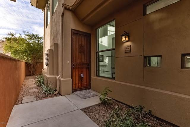 14450 N Thompson Peak Parkway #107, Scottsdale, AZ 85260 (MLS #6012305) :: My Home Group