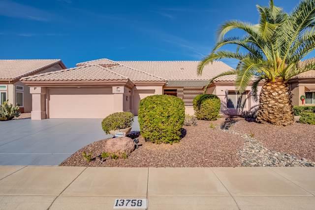 13758 W Via Montoya, Sun City West, AZ 85375 (MLS #6012317) :: The Property Partners at eXp Realty