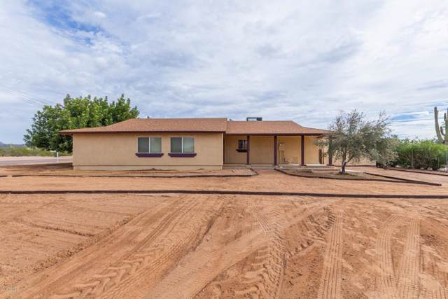 2363 N Valley Drive, Apache Junction, AZ 85120 (MLS #6012319) :: Midland Real Estate Alliance