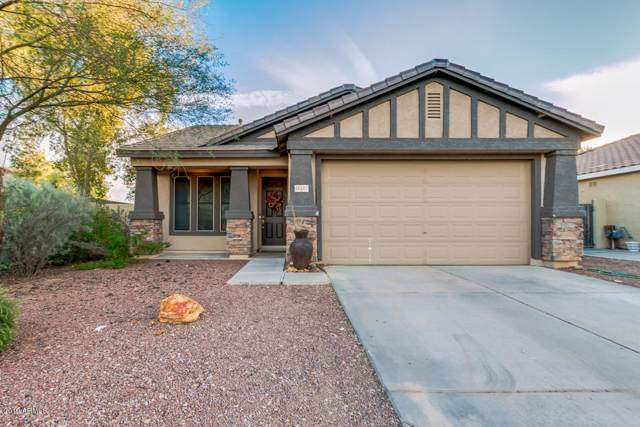16403 W Paso Trail, Surprise, AZ 85387 (MLS #6012323) :: The Ford Team