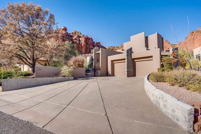90 Soldier Basin Drive, Sedona, AZ 86351 (MLS #6012335) :: The Kenny Klaus Team