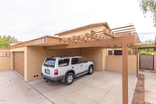 14837 N 25TH Drive #3, Phoenix, AZ 85023 (MLS #6012344) :: The Kenny Klaus Team