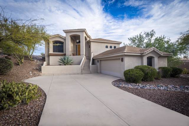 17056 E Lema Circle, Fountain Hills, AZ 85268 (MLS #6012357) :: Brett Tanner Home Selling Team