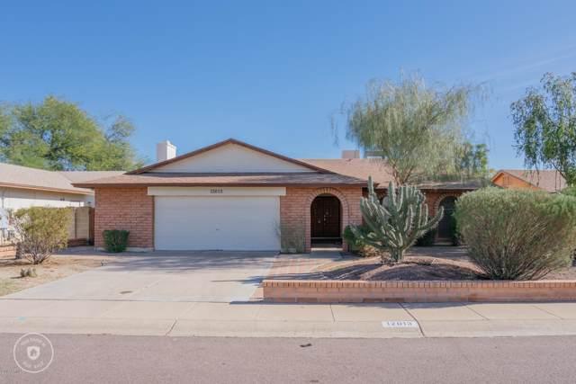 12013 N 53RD Avenue, Glendale, AZ 85304 (MLS #6012361) :: Team Wilson Real Estate