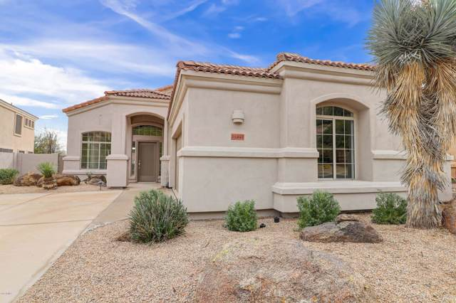 11567 E Desert Willow Drive, Scottsdale, AZ 85255 (MLS #6012363) :: My Home Group