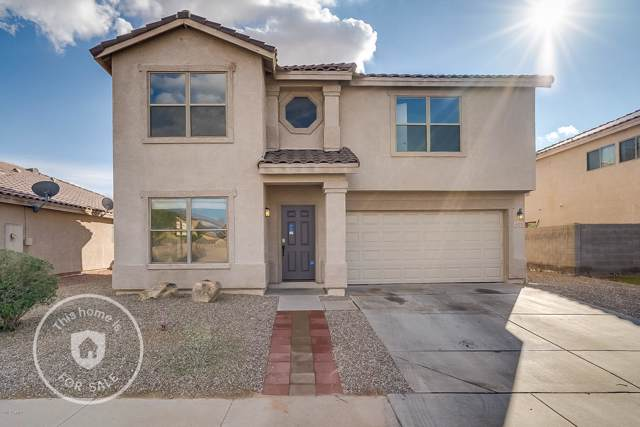 673 W Prickly Pear Drive, Casa Grande, AZ 85122 (MLS #6012370) :: My Home Group