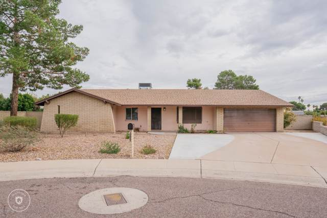 3719 W Cochise Drive, Phoenix, AZ 85051 (MLS #6012375) :: My Home Group