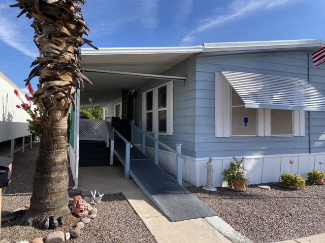 4065 E University Drive #391, Mesa, AZ 85205 (MLS #6012388) :: Yost Realty Group at RE/MAX Casa Grande