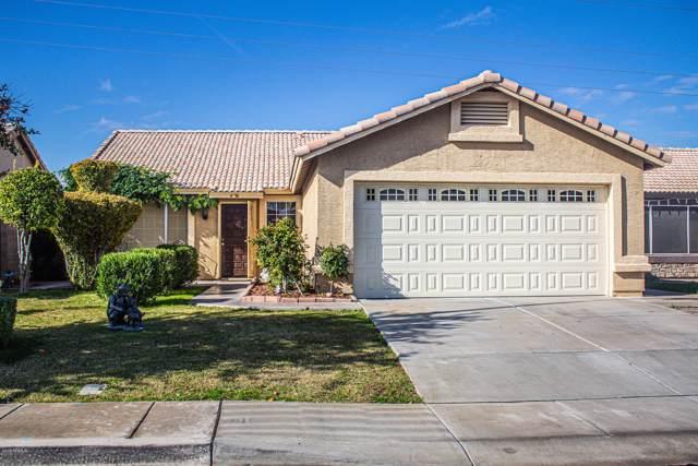 670 N Exeter Street, Chandler, AZ 85225 (MLS #6012389) :: Team Wilson Real Estate