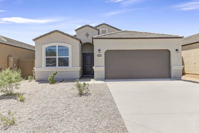 36509 W Pampoloma Avenue, Maricopa, AZ 85138 (MLS #6012402) :: The Ford Team