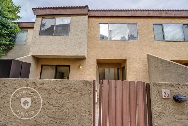 2121 S Pennington #26, Mesa, AZ 85202 (MLS #6012403) :: Lucido Agency
