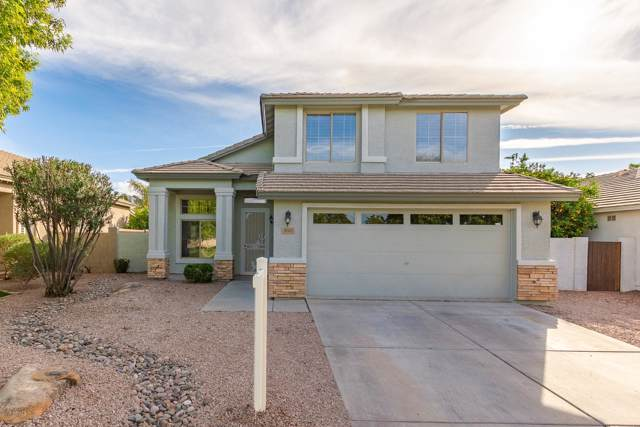 3661 E Park Avenue, Gilbert, AZ 85234 (MLS #6012412) :: The Daniel Montez Real Estate Group