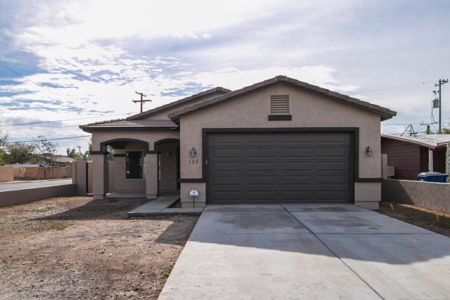 123 E Kinderman Drive, Avondale, AZ 85323 (MLS #6012426) :: My Home Group