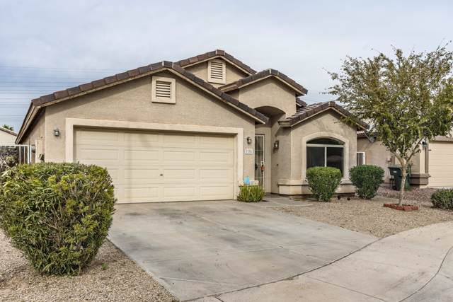7336 W Raymond Street, Phoenix, AZ 85043 (MLS #6012430) :: The Kenny Klaus Team