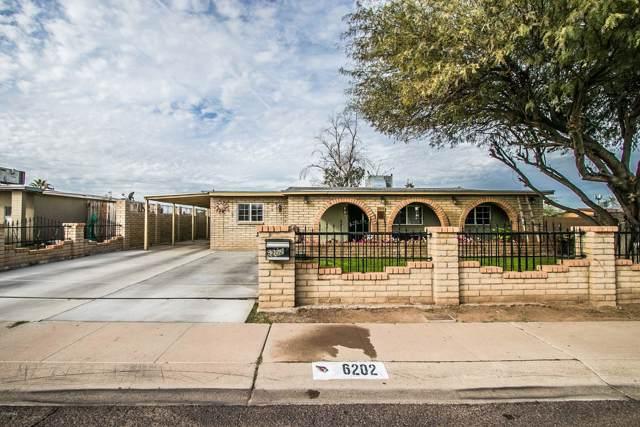 6202 S 18TH Avenue, Phoenix, AZ 85041 (MLS #6012439) :: Brett Tanner Home Selling Team