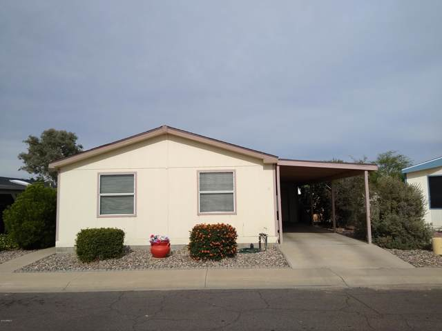 11275 N 99TH Avenue #11, Peoria, AZ 85345 (MLS #6012456) :: The Everest Team at eXp Realty