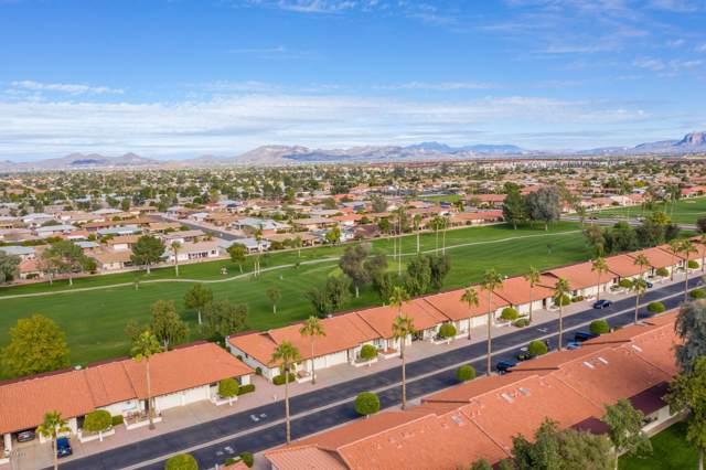 2310 S Farnsworth Drive #18, Mesa, AZ 85209 (MLS #6012475) :: My Home Group
