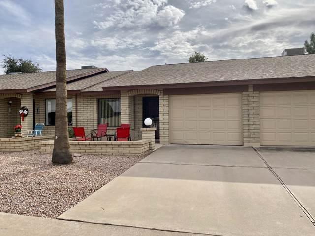 2064 S Farnsworth Drive #32, Mesa, AZ 85209 (MLS #6012477) :: Yost Realty Group at RE/MAX Casa Grande