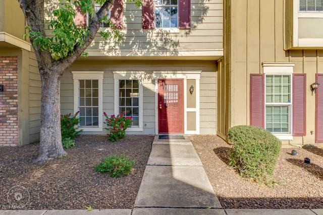 18815 N 34TH Avenue #5, Phoenix, AZ 85027 (MLS #6012535) :: The Bill and Cindy Flowers Team