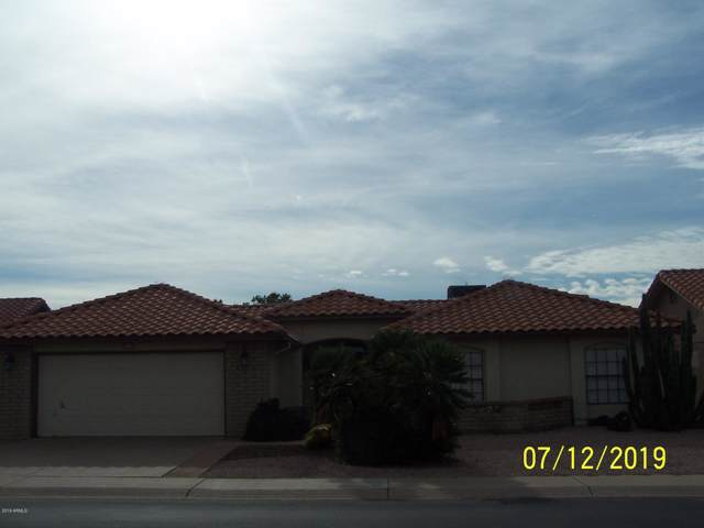 2105 Leisure World, Mesa, AZ 85206 (MLS #6012536) :: Revelation Real Estate