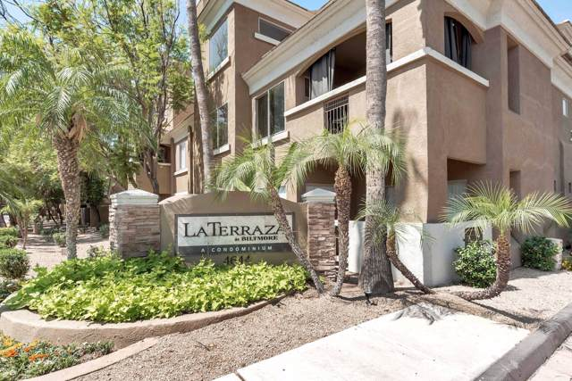 4644 N 22ND Street #1045, Phoenix, AZ 85016 (MLS #6012549) :: Brett Tanner Home Selling Team