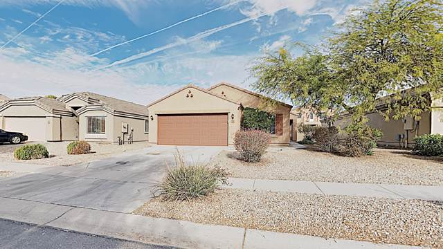 2256 W Pinkley Avenue, Coolidge, AZ 85128 (MLS #6012584) :: The Garcia Group