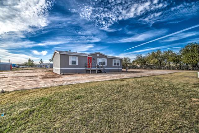 12105 S Airport Road, Buckeye, AZ 85326 (MLS #6012599) :: The Kenny Klaus Team