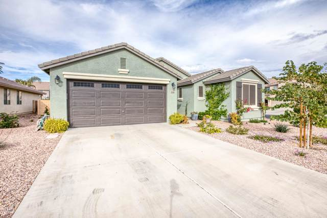 634 W Desert Mountain Drive, San Tan Valley, AZ 85143 (MLS #6012646) :: Revelation Real Estate