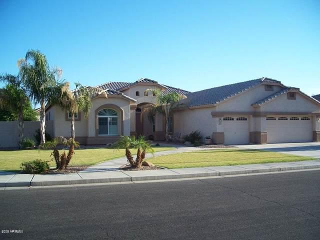 873 E Elmwood Place, Chandler, AZ 85249 (MLS #6012664) :: The Kenny Klaus Team