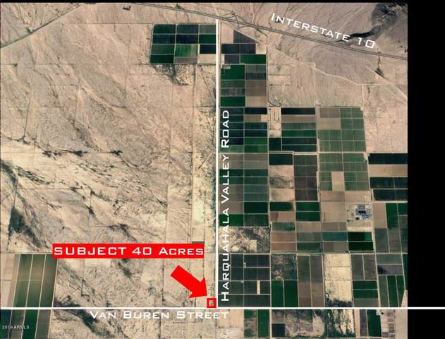 2xx N 515th Avenue, Tonopah, AZ 85354 (MLS #6012674) :: Revelation Real Estate