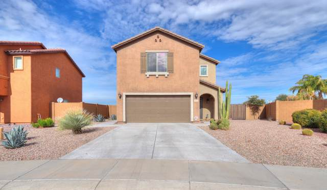 4602 W Juniper Avenue, Coolidge, AZ 85128 (MLS #6012691) :: Revelation Real Estate