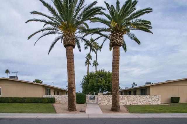 10936 W Santa Fe Drive, Sun City, AZ 85351 (MLS #6012695) :: Lucido Agency