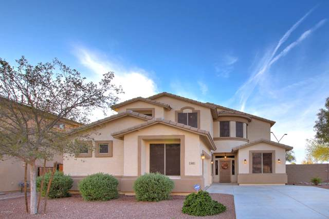3618 N 296TH Drive, Buckeye, AZ 85396 (MLS #6012728) :: The Kenny Klaus Team