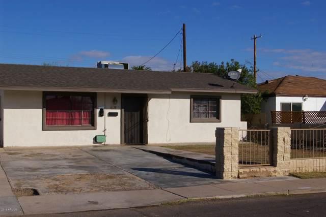 2536 E Culver Street, Phoenix, AZ 85008 (MLS #6012735) :: The Daniel Montez Real Estate Group